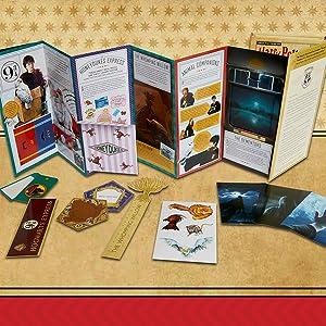 Harry Potter: Travel Magic Ephemera Kit