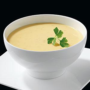 スープ作りに