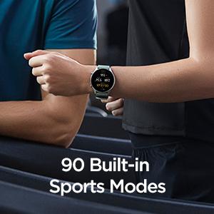 90+ sports Modes