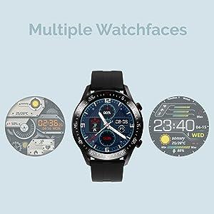 Multiple Watchfaces