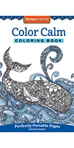 Coloring tips, Design originals, Easy adult coloring books, Illustrations, Mini adult coloring books