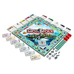 monopoly;board game;new zealand;australia;kids games;kids toys;boys;girls