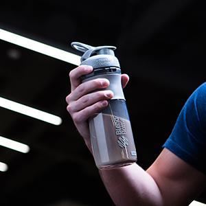 837121162612 Amazon.com  BlenderBottle SportMixer Tritan Grip Shaker Bottle ...