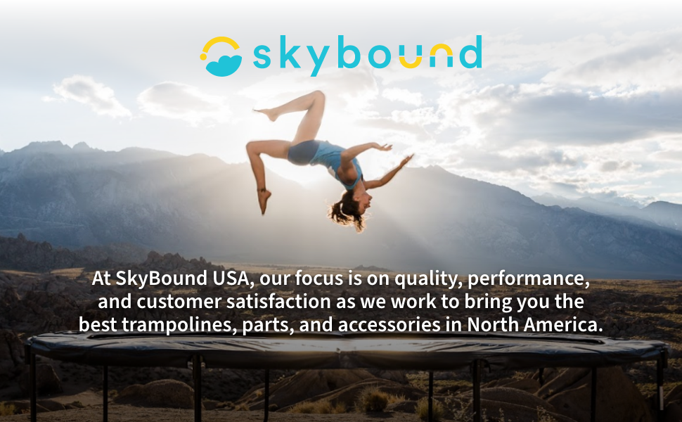 skybound replacement trampoline mat