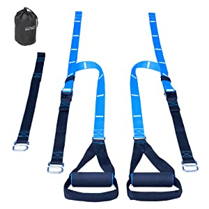bodyweight resistance trainers, suspension training
