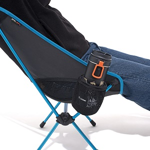 アウトドアチェア キャンプ イス アウトドア チェア ベンチ 座る コンパクト 持ち運び 付属 付属品 ホルダー カップホルダー 飲み物 入れ物