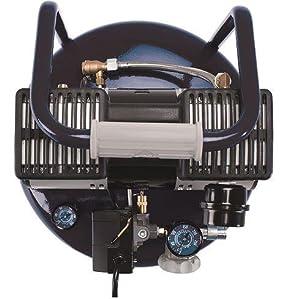 Air compressor, compressor, quiet air compressor, quiet compressor, campbell hausfeld compressor
