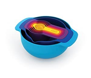 nest 7 nesting bowls mixing bowl set