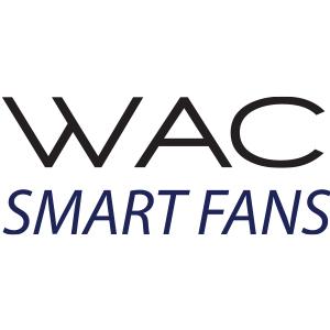 WAC Smart Fans, WAC Lighting, Smart Fans, Ceiling Fans, Outdoor Fans, Fans, wifi fan, dc fan