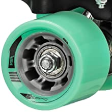 STR 7 indoor wheels