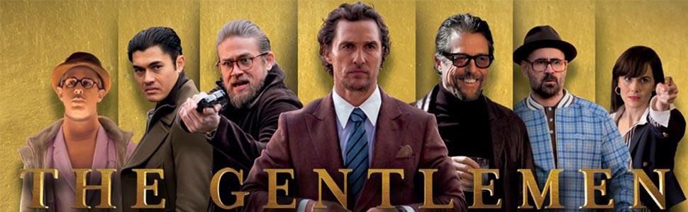 The Gentlemen; Guy Ritchie
