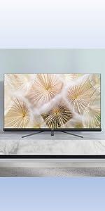 TCL テレビ 4Kテレビ サウンドバー HDR 高画質 スマートテレビ android