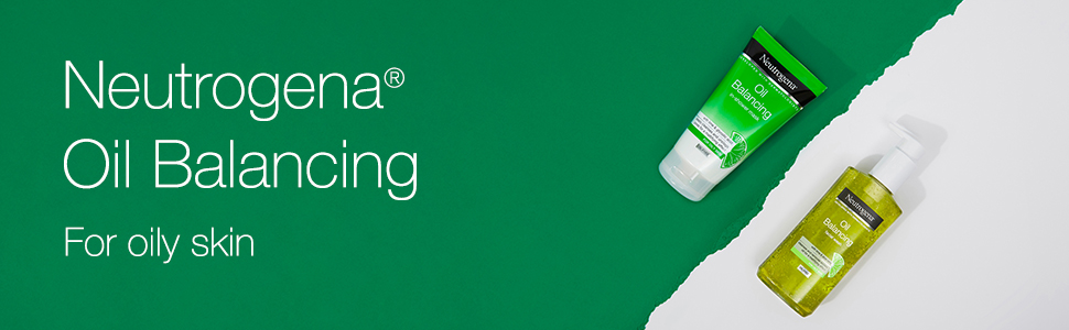 neutrogena, limoen, olie balans, masker, gezicht wassen, scrub, vette huid, vette, groene, heldere huid