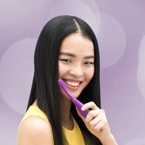 El cepillo de dientes eléctrico sónico de diseño dinámico
