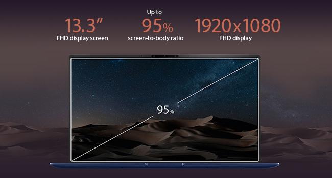 "NanoEdge, Display, FHD, 13.3"""