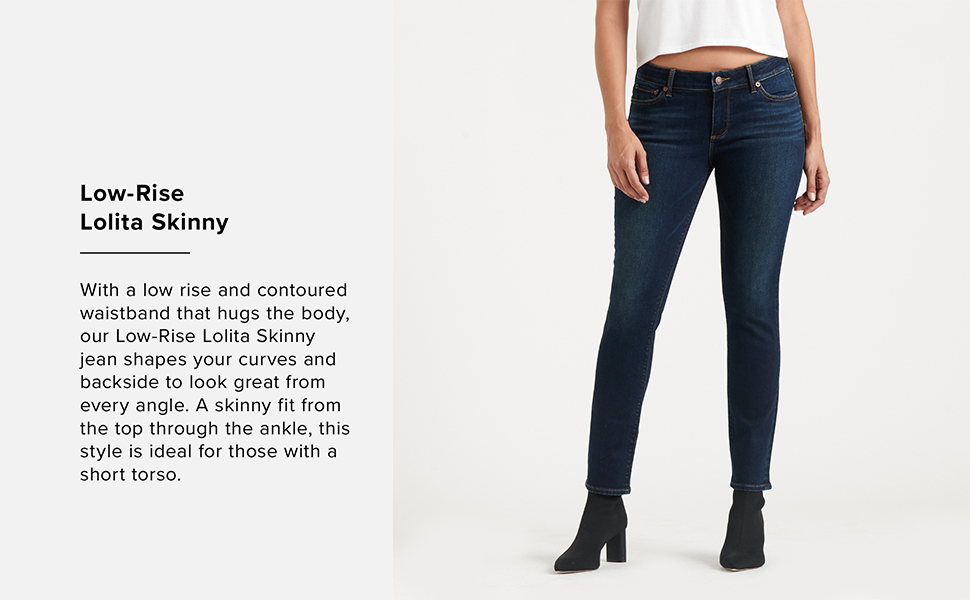 Low Rise Lolita Skinny, lucky brand jeans for women, lucky jeans women, lucky brand jeans women
