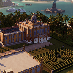 Tropico 6 - XBox One palace