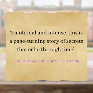 Rachel Hore, Saffron Hall, Saga, The Love Child, Emotional, Historical Fiction, Historical, Tudor