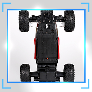 Solid Chassis Structure