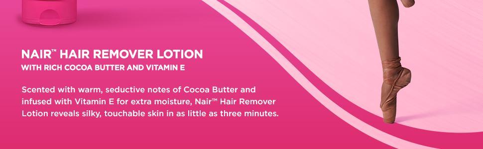 Amazon.com: Loción removedora de vello, Cocoa Butter ...