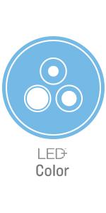 LED+ Color