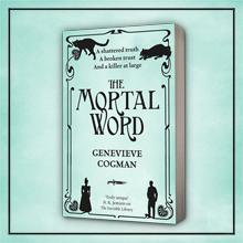 Mortal Word, Genevieve Cogman, Fantasy, Librarian, Dragon, Invisible Library Series