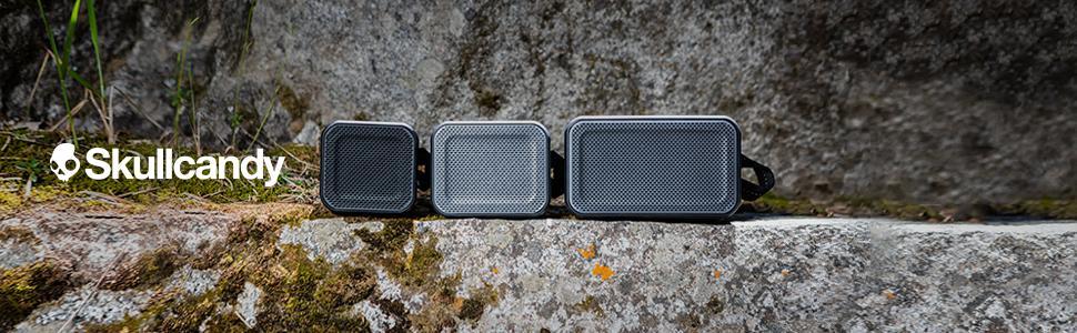 Waterproof Bluetooth Speakers - Skullcandy Barricade