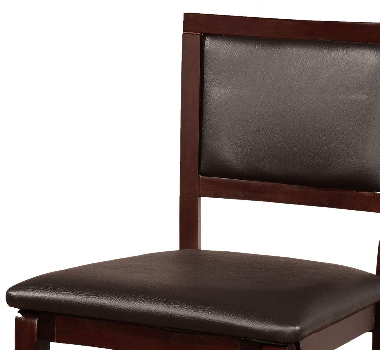 Amazon Com Linon Home Decor Keira Pad Back Folding