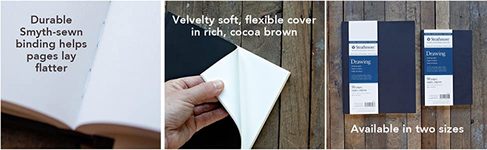 Softcover Toned Sketch Journal