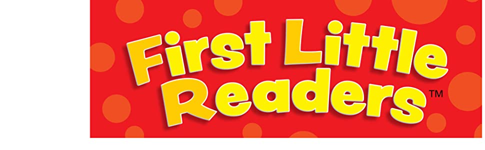 First Little Readers are irresistible books that are just right for beginning and growing readers