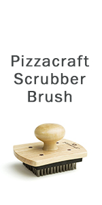 pizza stone scrub brush