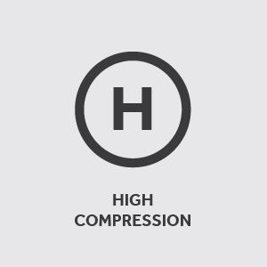 SKINS; Compression; Running; High