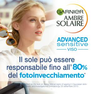 Ambre Solaire Advanced Sensitive: formule specifiche e all'avanguardia