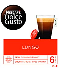 Dolce Gusto, Lungo
