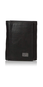 dockers mens wallet slim black brown prime day