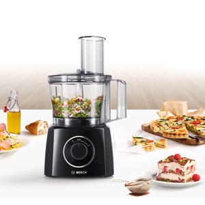 Bosch MCM3201B MultiTalent3, Procesador de Alimentos, 800 W, Color ...