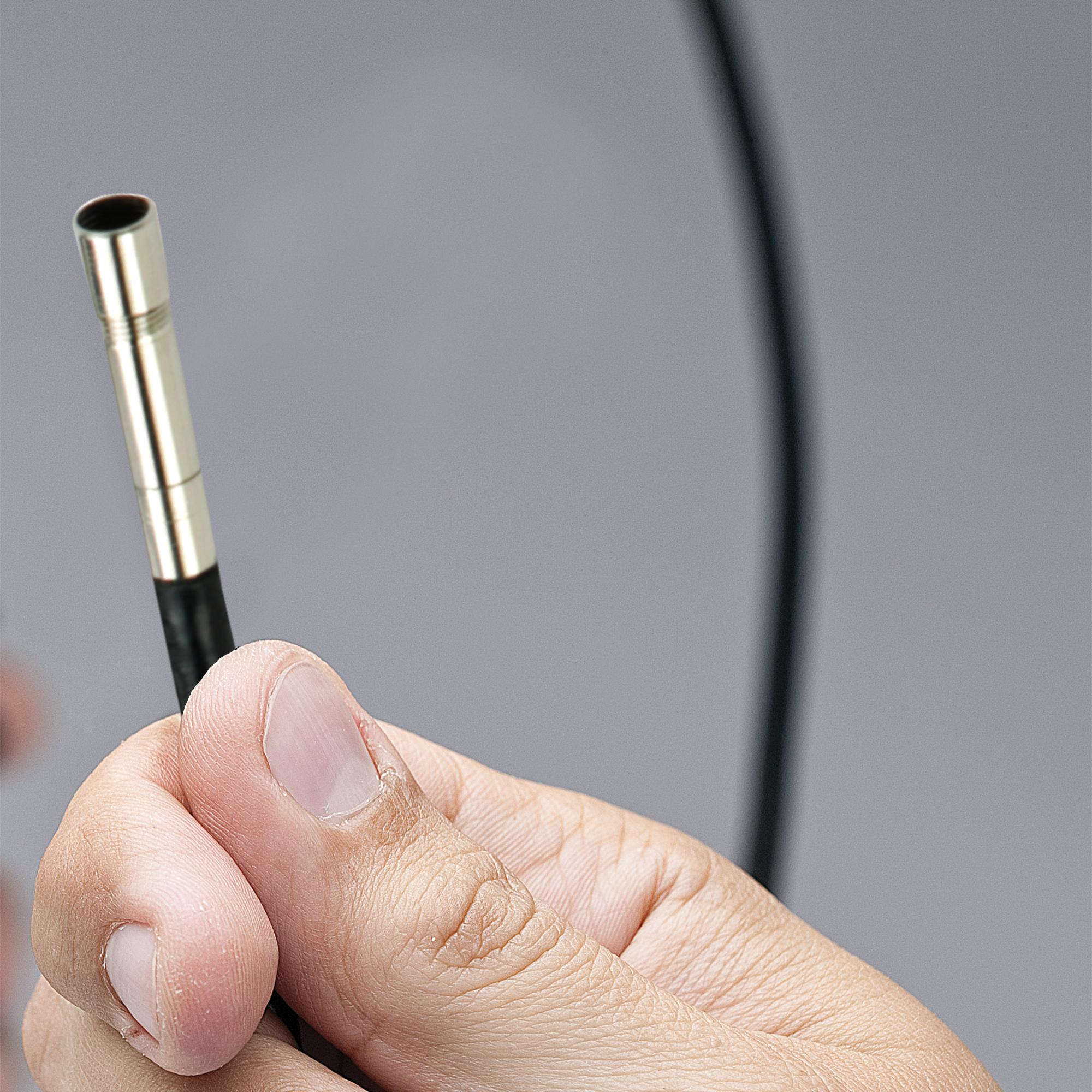 Extech HDV-5CAM-1FM Flexible 1m Videoscope Cable with 5.5mm Camera and Macro Lens Extech Instruments