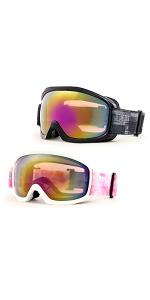 スキー スノーボード ゴーグル メンズ レディース