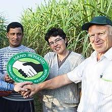 Joseph Wilhelm Rapunzel Naturkost Bio Pinior Fairhandels Programm HandinHand