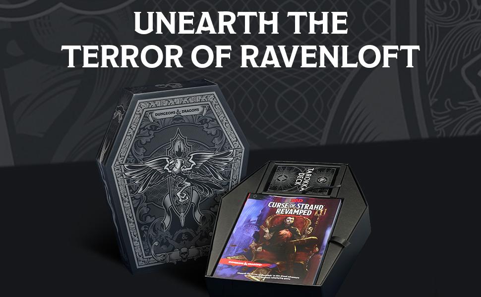 Unearth the Terror of Ravenloft