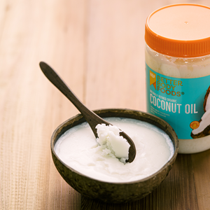 organic refined coconut oil betterbody foods dairy free