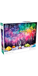 Written in The Stars - 1500 Piece Jigsaw Puzzle