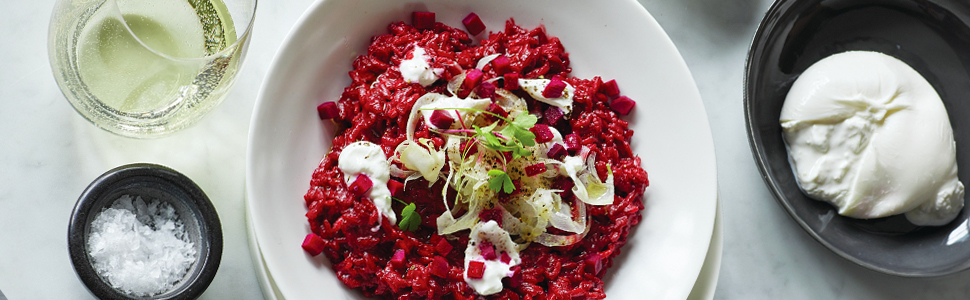 risotto made to perfection
