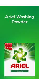ariel washing Powder