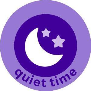 Step 3: Quiet Time