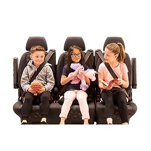 fba10ef3db8cb bubblebum car booster seat backless inflatable narrow forward-facing kid  convenient vacation no back
