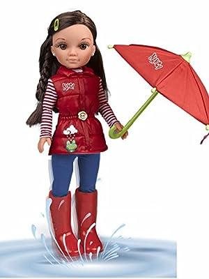 Nancy, un dia de lluvia, muñeca, niñas