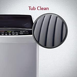 LG Tub Clean