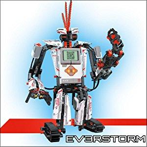 Lego 31313 Mindstorms Ev3 Robot Building Kit 5 In 1 Model Rc And