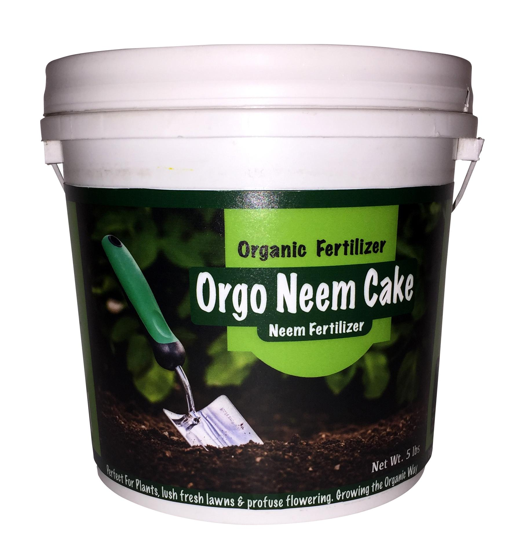 Neem cake fertilizer 100 organic garden Organic fertilizer for vegetable garden